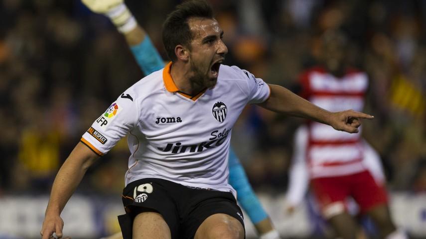 Vezo salva al Valencia 'in extremis'