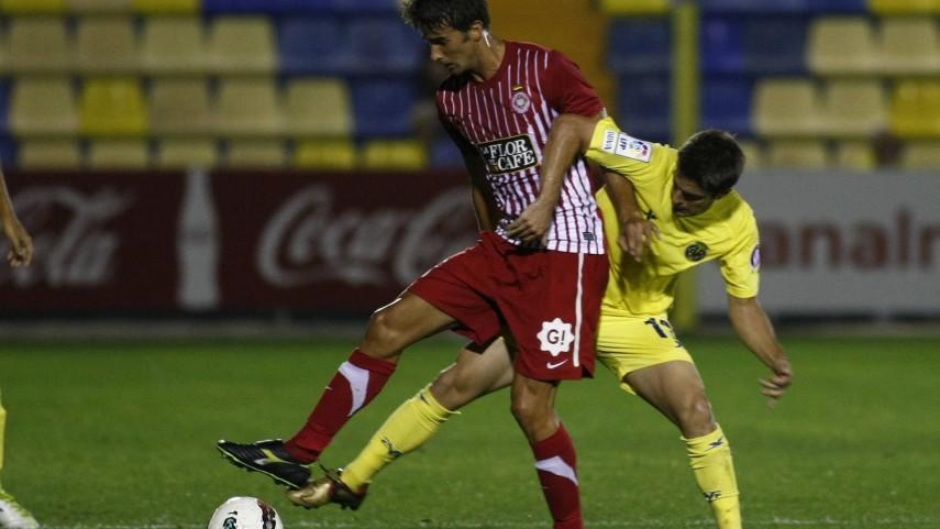 Benja, nuevo jugador de Las Palmas