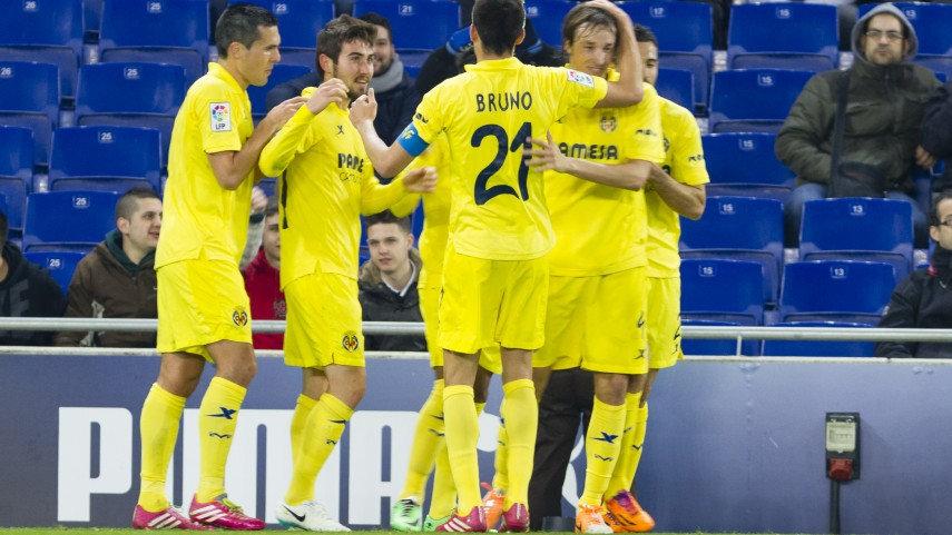 El Villarreal recupera la sonrisa