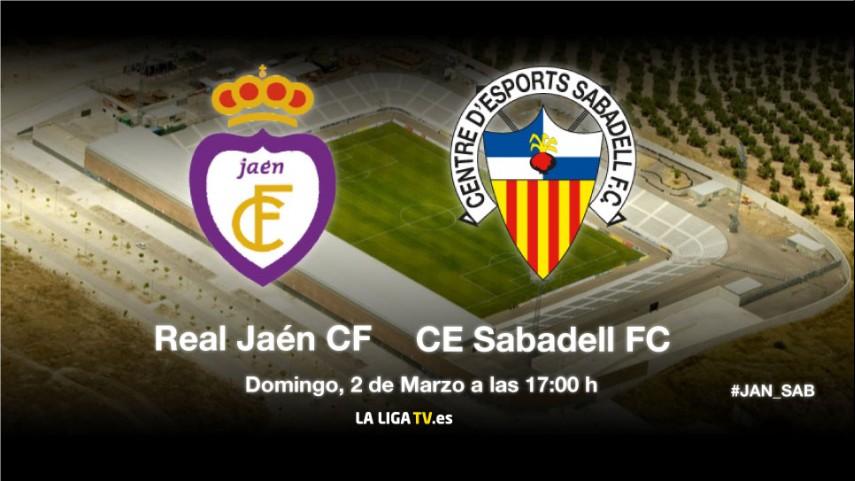 El Sabadell busca su mejor versión en Jaén