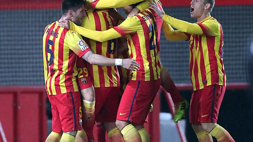 Barcelona B, un filial de primera categoría