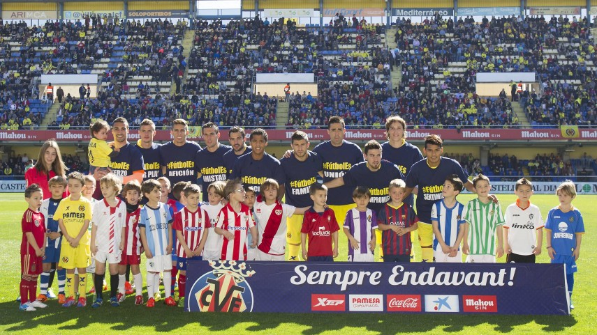 El día grande de la afición del Villarreal