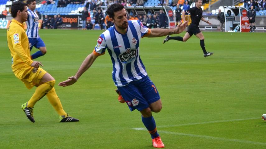 Toché sostiene al Deportivo