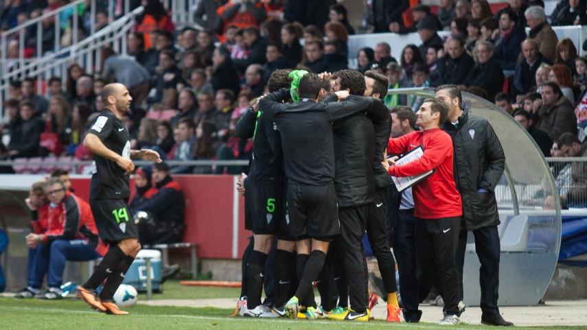 El Córdoba regresa al camino de la victoria