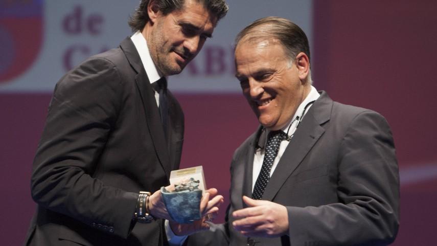 La LFP en los premios de la Asociación Española de la Prensa Deportiva