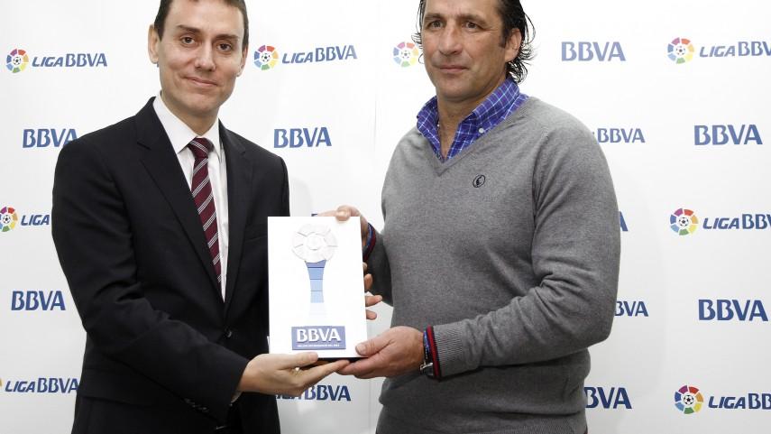Pizzi, mejor entrenador de la Liga BBVA de febrero