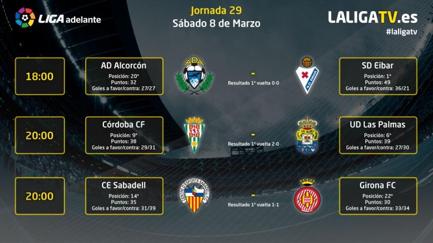Lo mejor del sábado, en La Liga TV