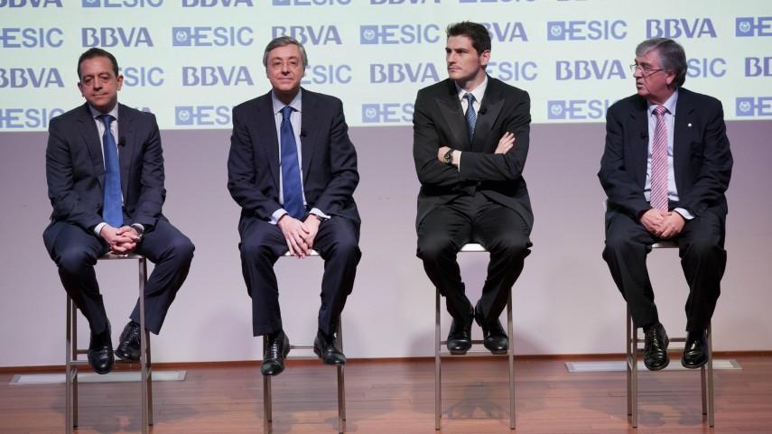 BBVA y ESIC proponen un nuevo modelo de valoración de futbolistas