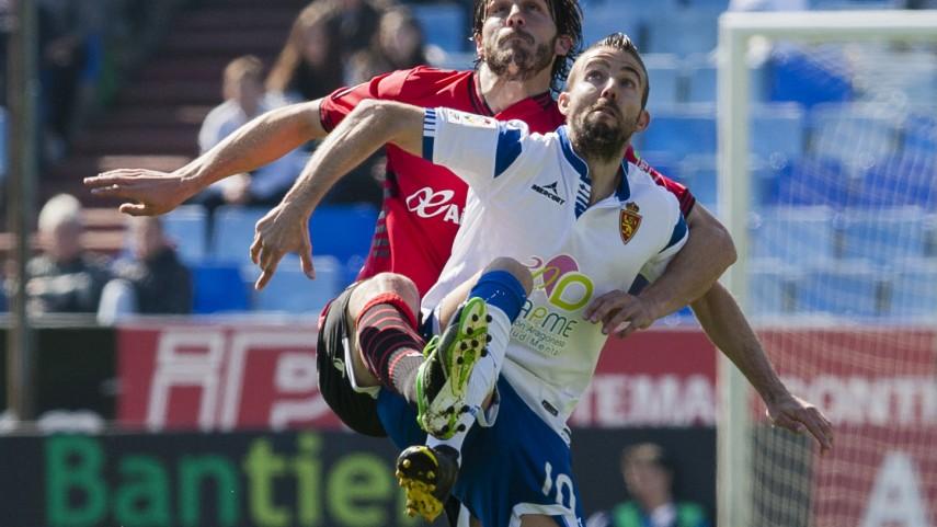 El Zaragoza se topa con Miño
