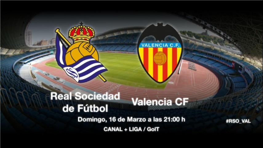 Real Sociedad y Valencia miran de reojo a Europa