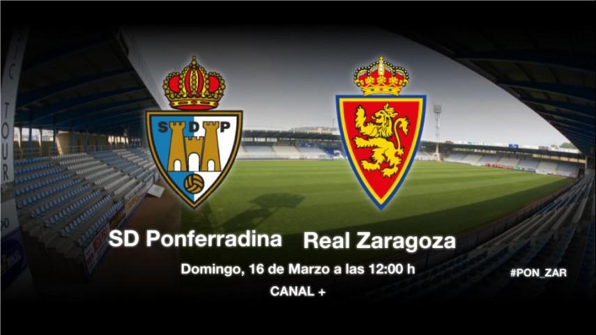 Último tren para Ponferradina y Zaragoza