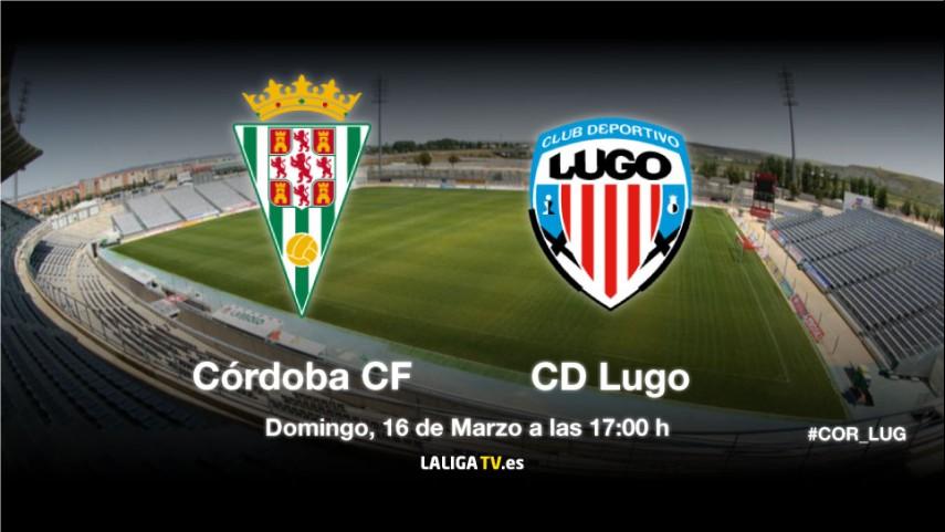 Córdoba y Lugo buscan recuperar la ilusión