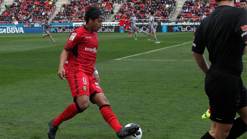 El TAS da la razón al Mallorca en el 'caso Giovanni dos Santos'