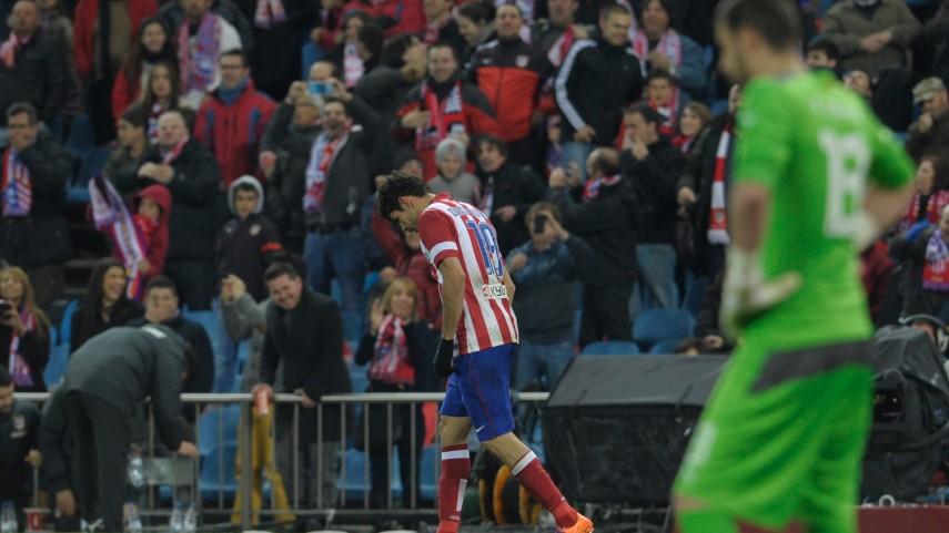 Diego Costa reina en la igualdad
