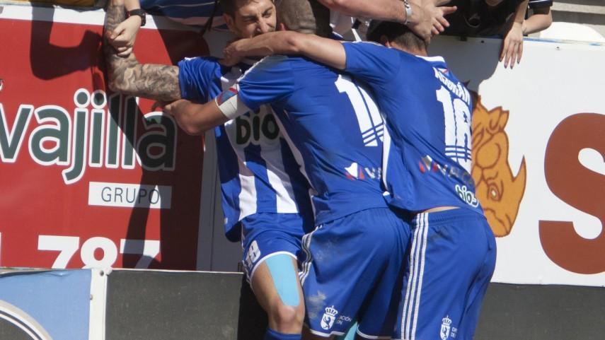 La Ponferradina se reconcilia con el gol