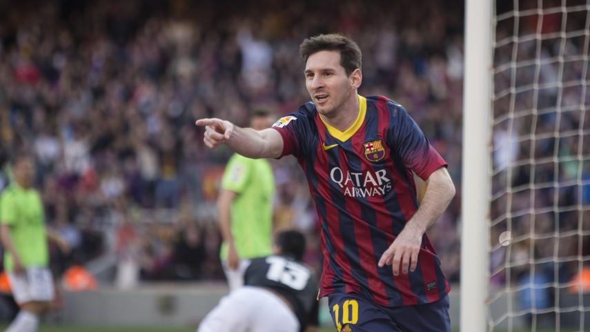 Messi cumple una década prodigiosa