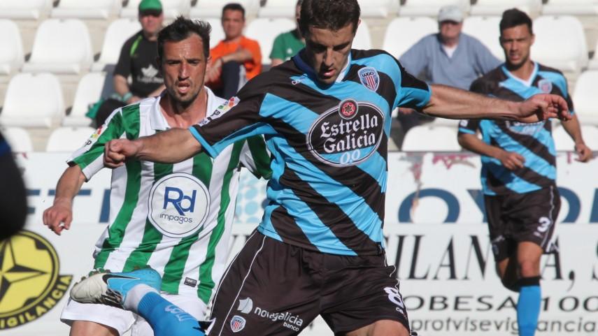 El Lugo planta cara al Córdoba
