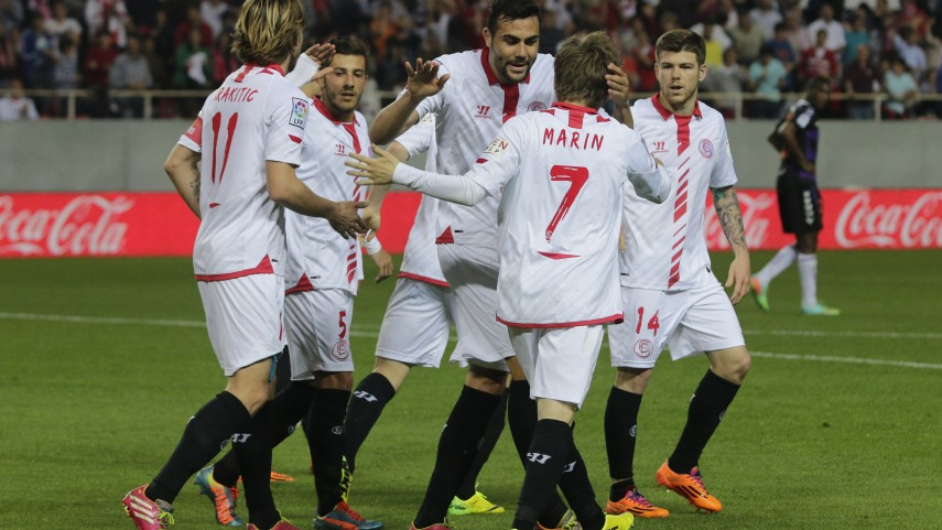 El Sevilla sigue imparable