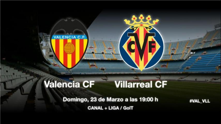Cita con el fútbol en Mestalla