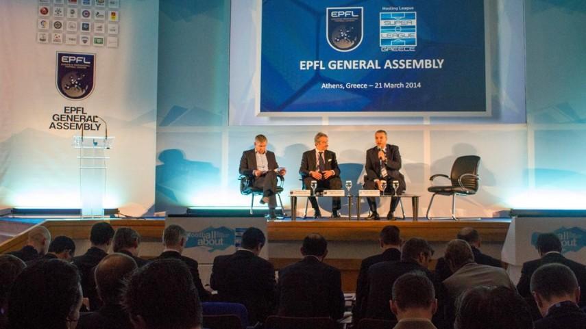 Reunión de la EPFL en Atenas