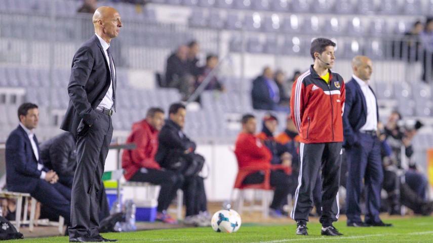 El Sabadell destituye a Miquel Olmo