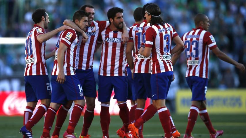 El Atlético no da opción al Betis