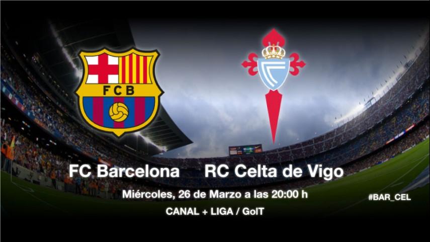 El Barcelona busca la confirmación