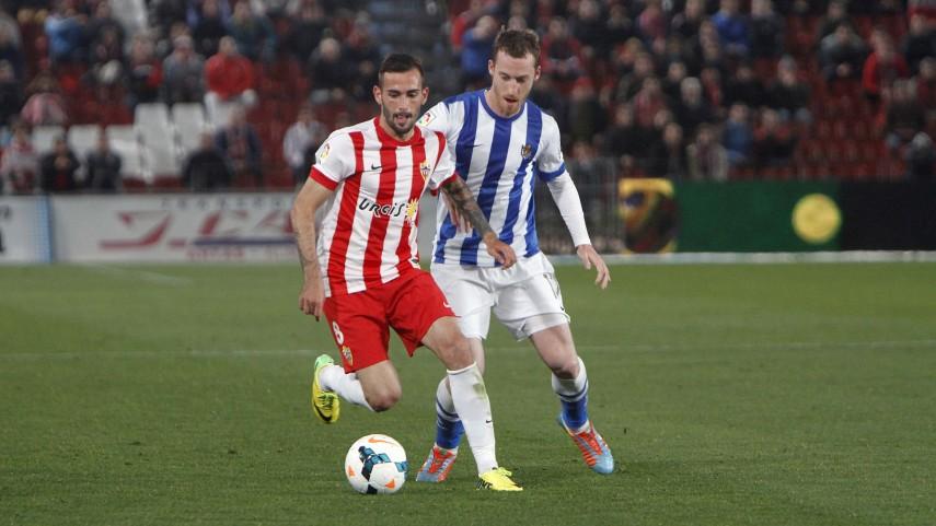 Aleix Vidal llega al Sevilla