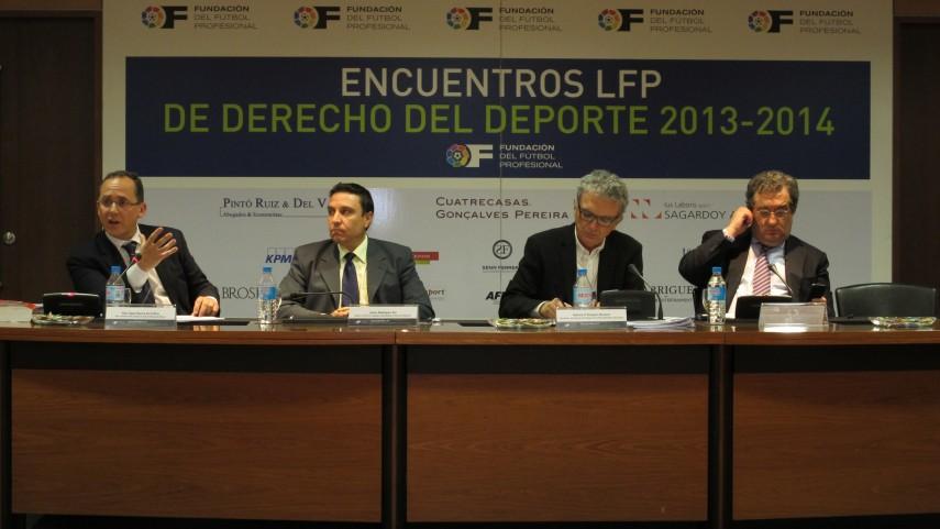 VIII Encuentro LFP de Derecho del Deporte