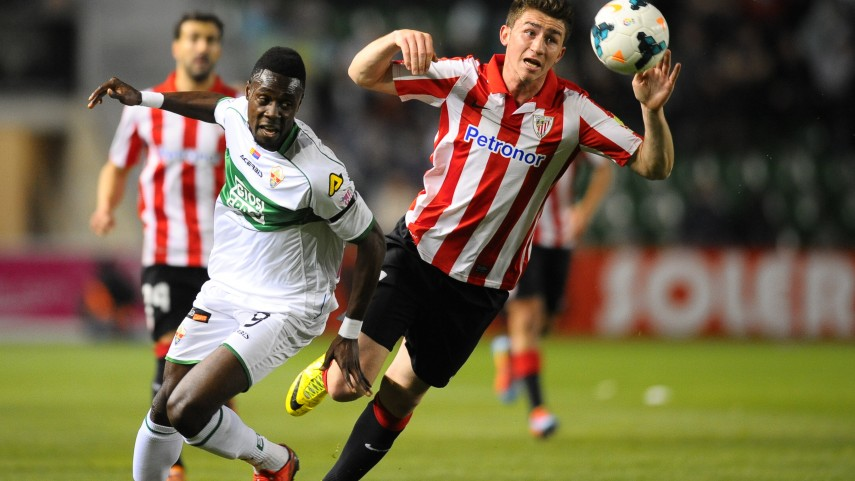 Elche y Athletic firman las tablas