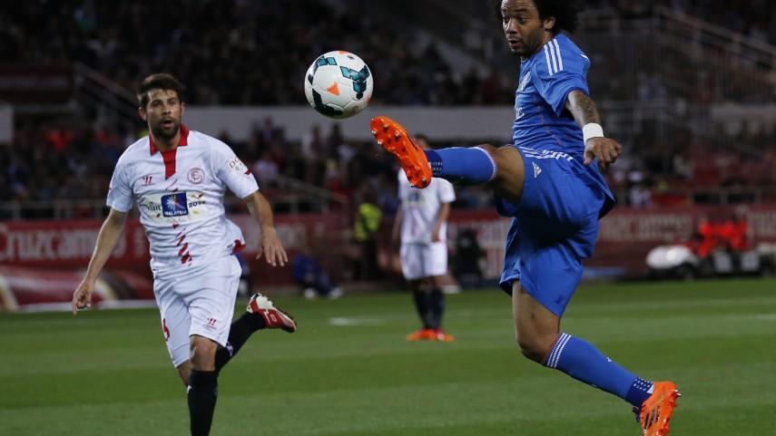 Real Madrid y Sevilla, el Olimpo europeo en el Bernabéu