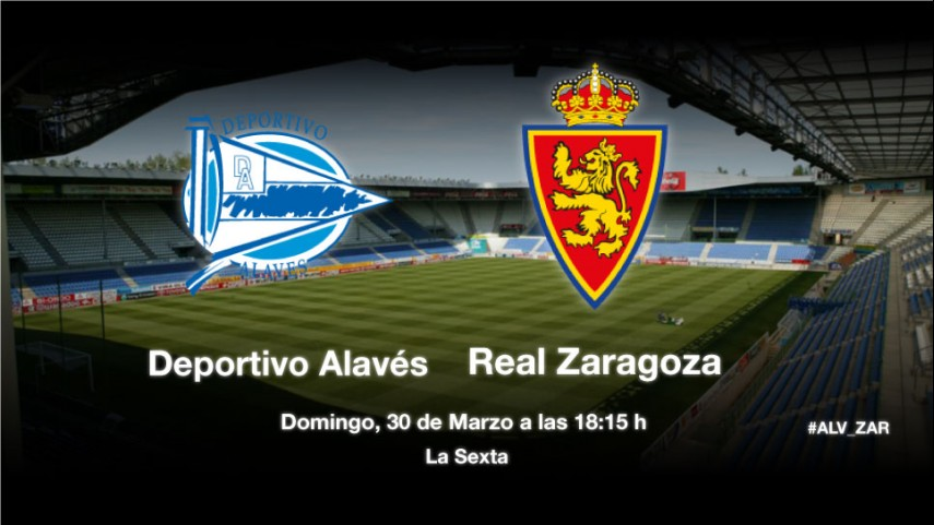 El Zaragoza, primer reto de Alberto López