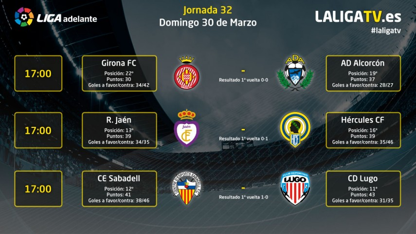 La Liga TV te ofrece lo mejor del domingo
