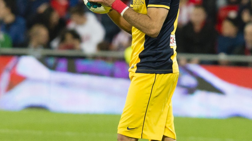 Diego Costa, lesionado en el Atlético