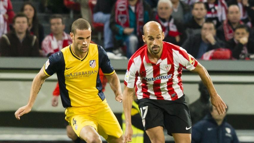 Mario Suárez recibe el alta médica