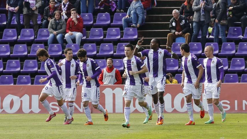 El Valladolid se abona a la ilusión