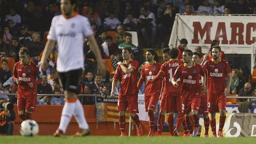 Valladolid y Getafe mantienen la lucha