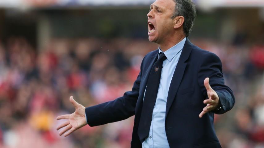 Caparrós, nuevo entrenador del Granada