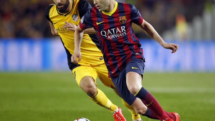 Emocionante empate en el Camp Nou