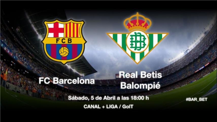 El hambre del Betis amenaza el Camp Nou