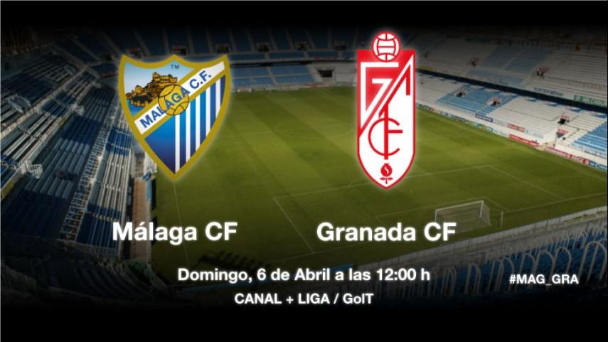 Málaga y Granada, con la permanencia en mente