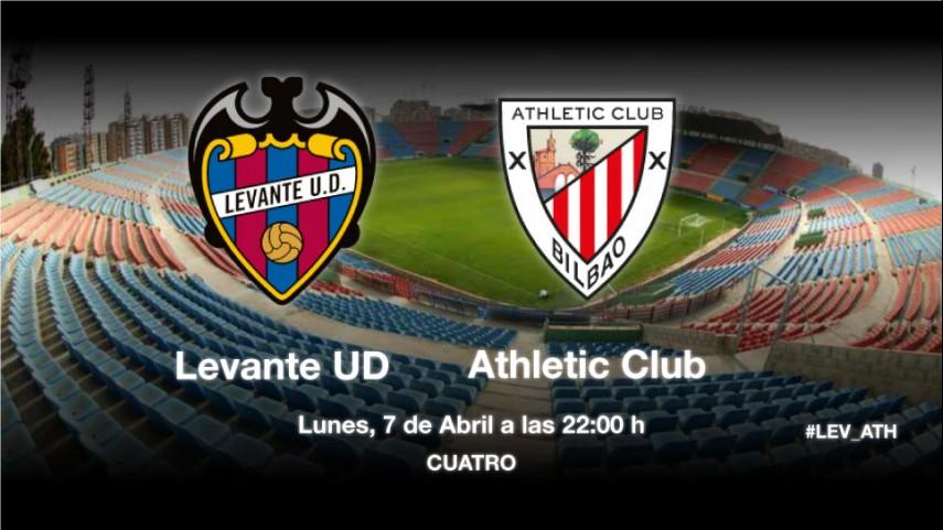 Levante y Athletic, a certificar sus objetivos
