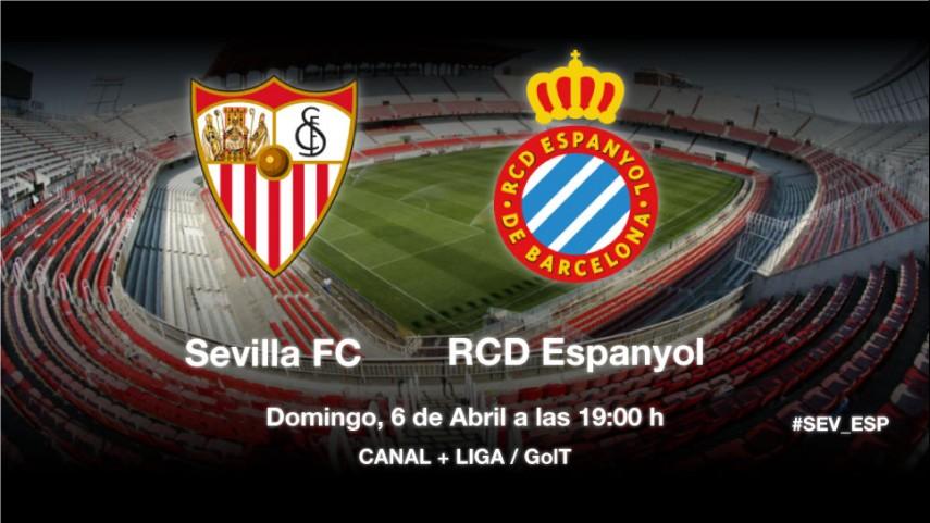 El Espanyol examina la seguridad del Sevilla como local