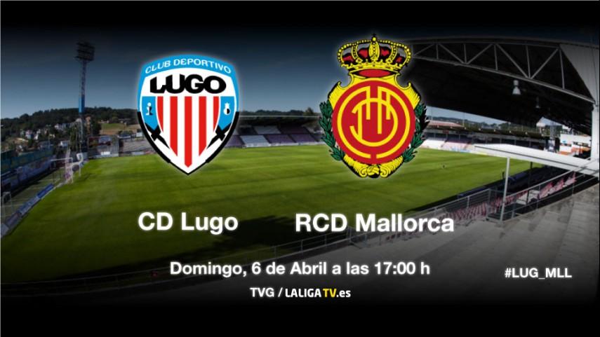 El Lugo recibe a un Mallorca confiado