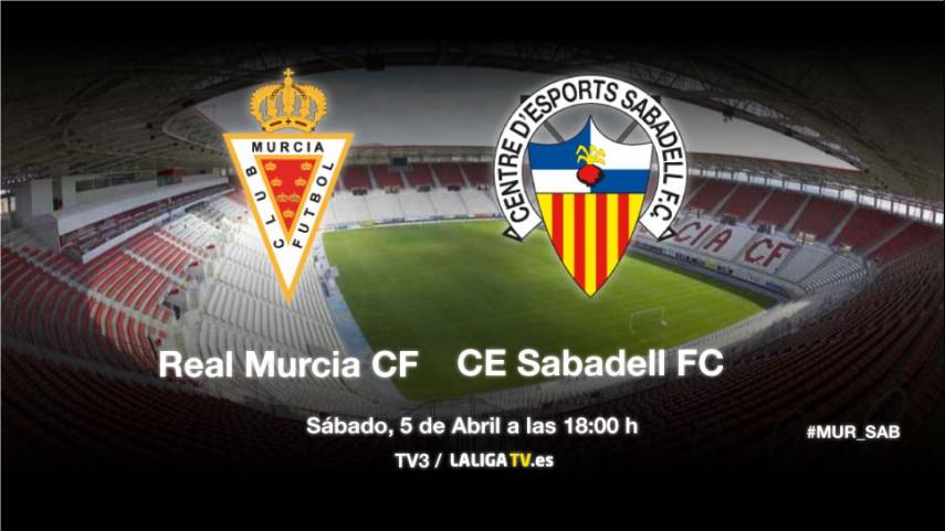 Murcia y Sabadell, a un paso del play-off