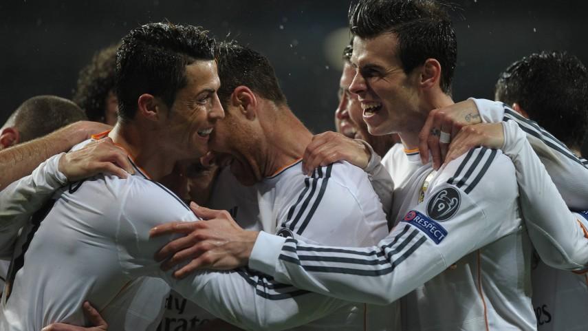 El Real Madrid, con paso firme hacia semifinales