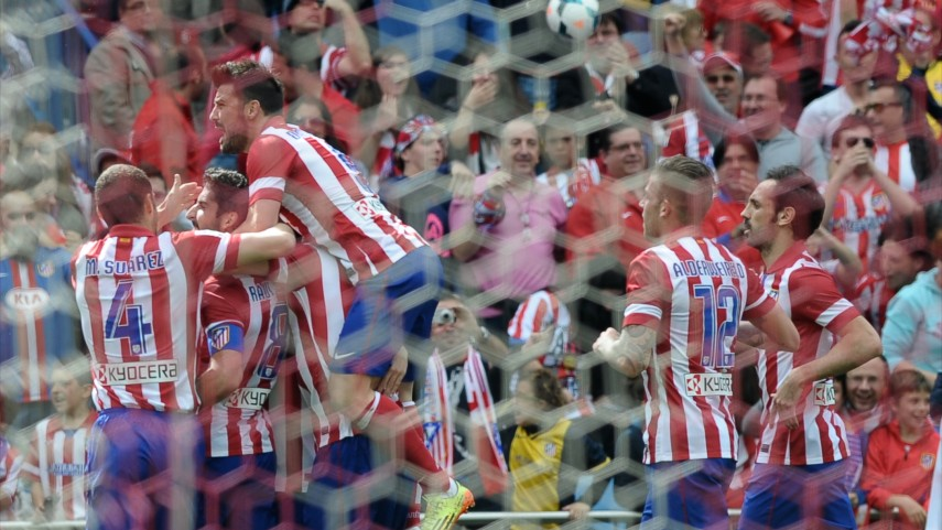 Emoción y goles en la lucha por la Liga BBVA
