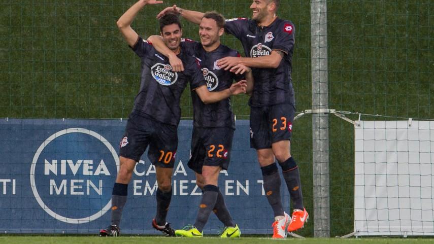 El Deportivo no perdona ante el Castilla