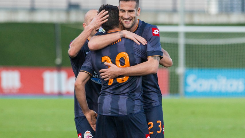 El Deportivo vuelve a la cabeza de la Liga Adelante