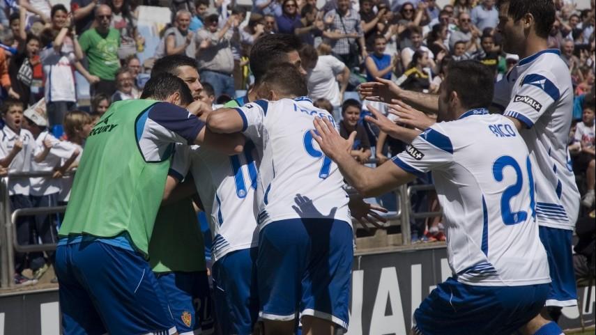 El Zaragoza cree en sí mismo